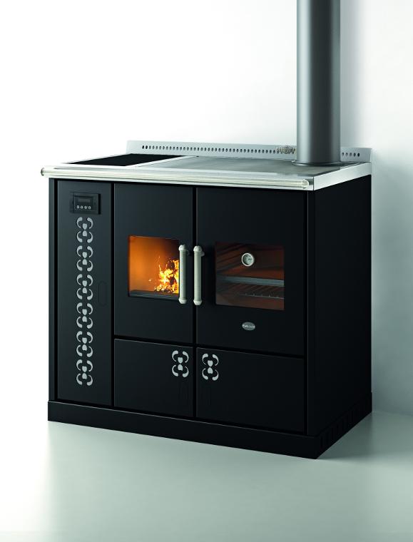 termococina de le a y cocina calefactora vittoria