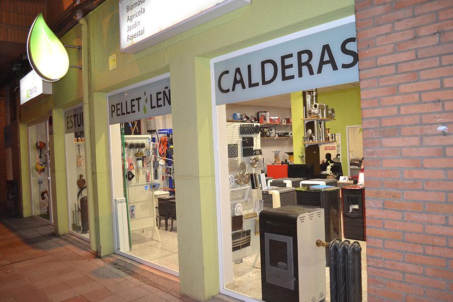 Tienda AC Ibérica en León